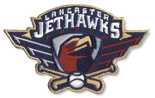 Lancaster Jethawks Primary Team Logo Patch