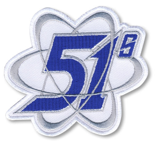 Las Vegas 51s Orbitron Primary Team Logo Patch