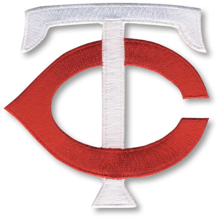 Minnesota Twins 'TC' Hat Logo Patch
