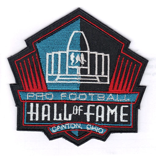 NFL Pro Football Hall Of Fame Jersey Patch (Canton Ohio)