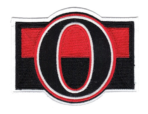 Ottawa Senators Jersey Shoulder Logo Patch