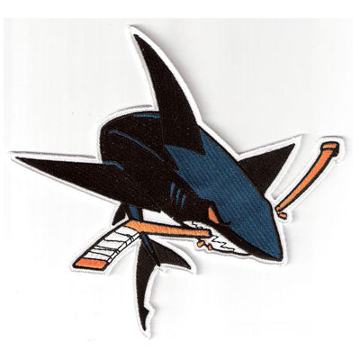 San Jose Sharks Team Logo Shoulder Patch