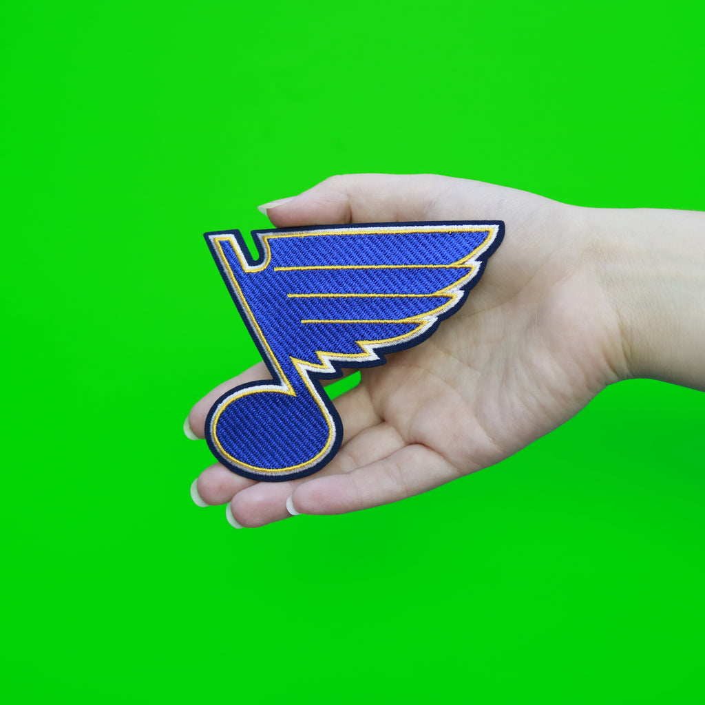 St. Louis Blues Primary Team Logo Patch