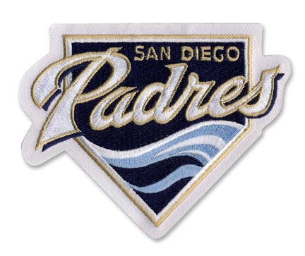 San Diego Padres Home Sleeve Patch (2004 - 2010)