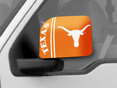 University of Texas Longhorns Mirror Cover Large 2-Piece