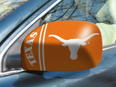 University of Texas Longhorns Mirror Cover Small 2-Piece
