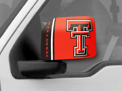 Texas Tech Red Raiders Mirror Cover Large 2-Piece