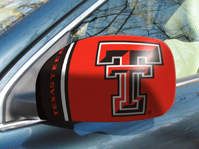 Texas Tech Red Raiders Mirror Cover Small 2-Piece