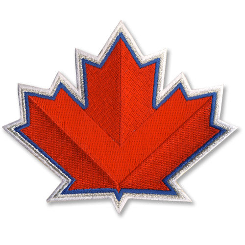 Toronto Blue Jays Maple Leaf Sleeve Patch (2009)