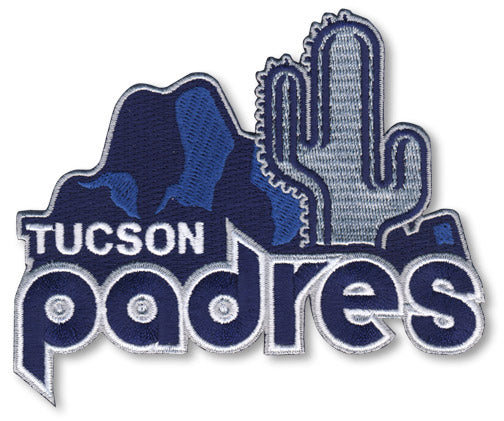 Tucson Padres Primary Team Logo Patch