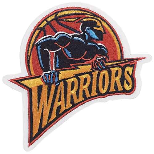 Golden State Warriors Primary Team Logo Patch (1997-2010)