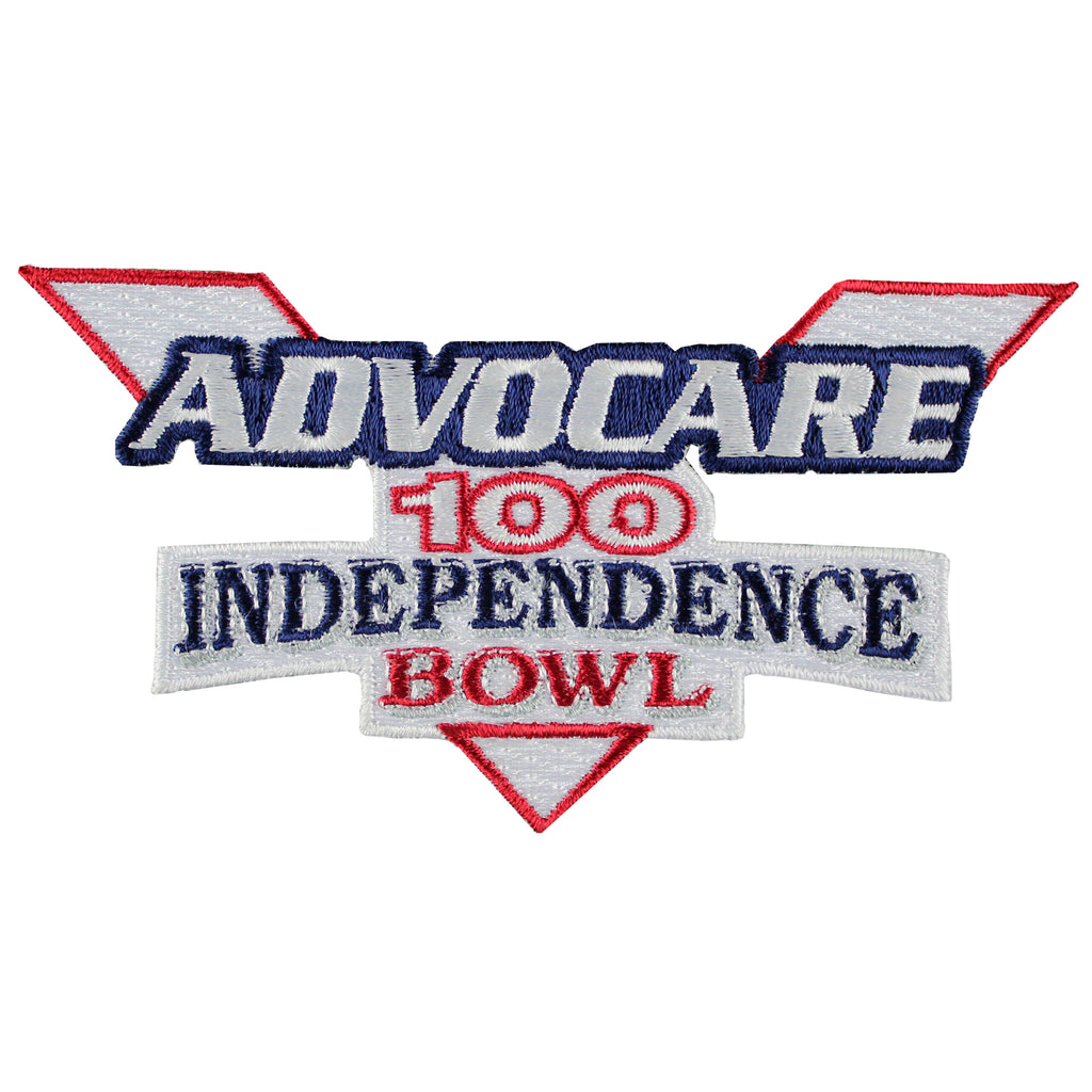 2012 Advocare 100 Independence Bowl Jersey Patch Louisiana Ohio
