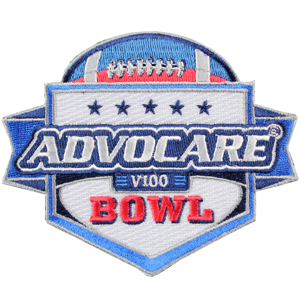 Advocare V100 Bowl Game Jersey Patch Arizona Boston