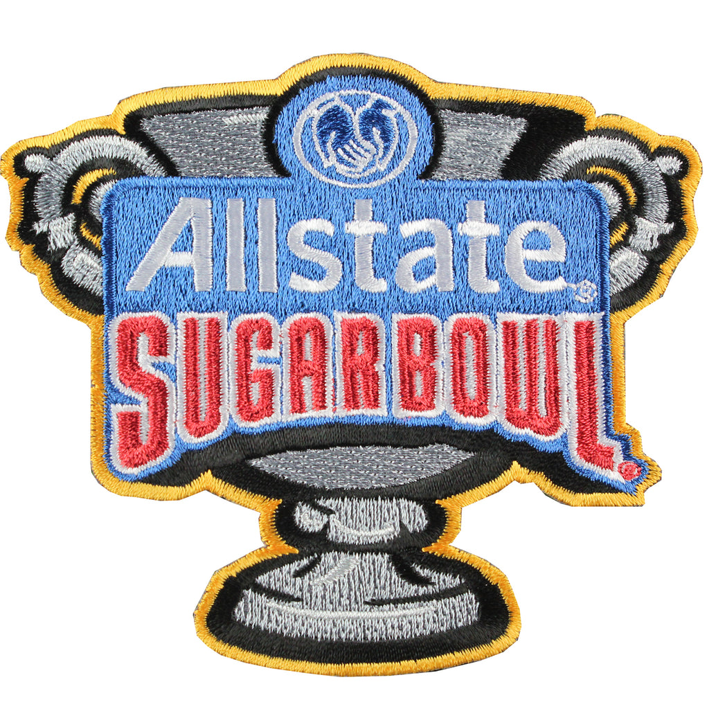 Allstate Sugar Bowl Game Jersey Patch Baylor Georgia (2020)