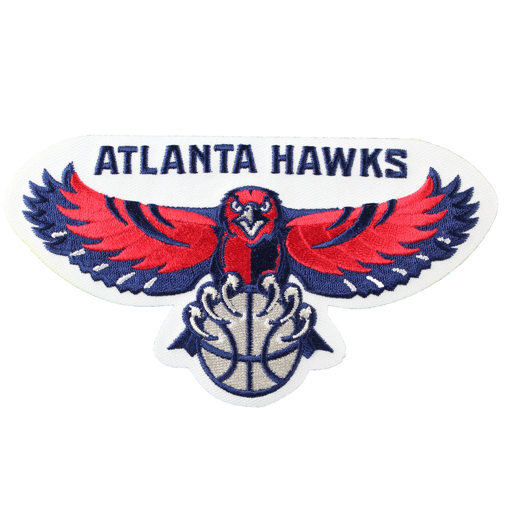 Atlanta Hawks Primary Team Logo Patch