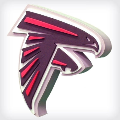 Atlanta Falcons Foam Sign