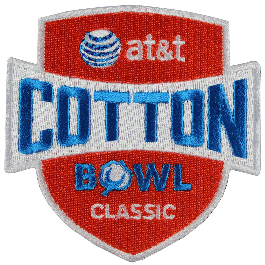 AT&T Cotton Bowl Classic Game Jersey Patch