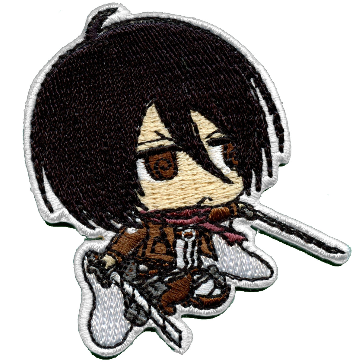 Attack On Titan Anime Titan SD Embroidered Patch