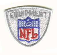 NFL Equipment Jersey Patch