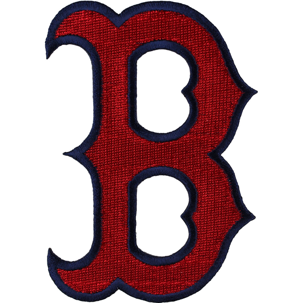 Boston Red Sox Secondary 'B' Logo Patch