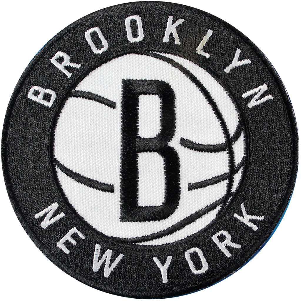 Brooklyn Nets Primary Team Logo Patch (2012)