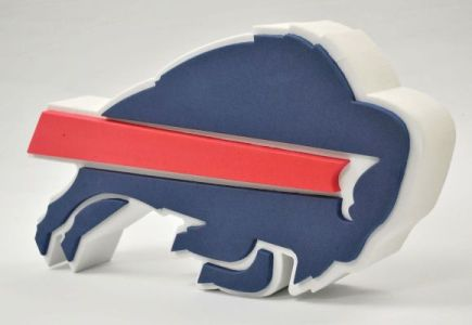 Buffalo Bills Foam Sign