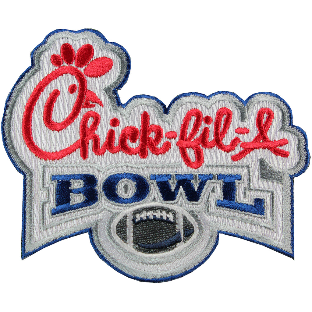 Chick-Fil-A Bowl Game Jersey Patch (2013 Duke vs. Texas A&M)