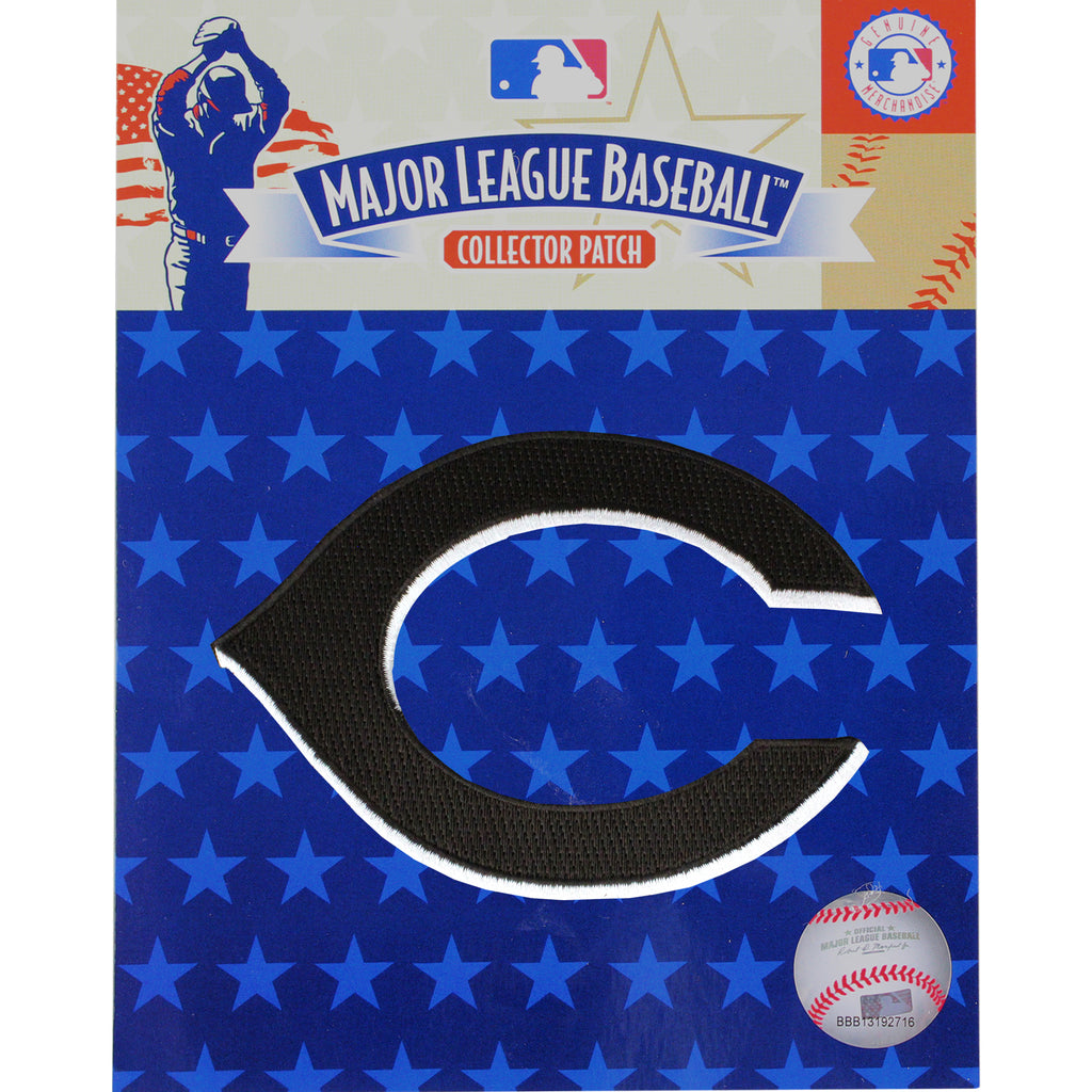 Cincinnati Reds Black Camo Sleeve Jersey Patch (2014)