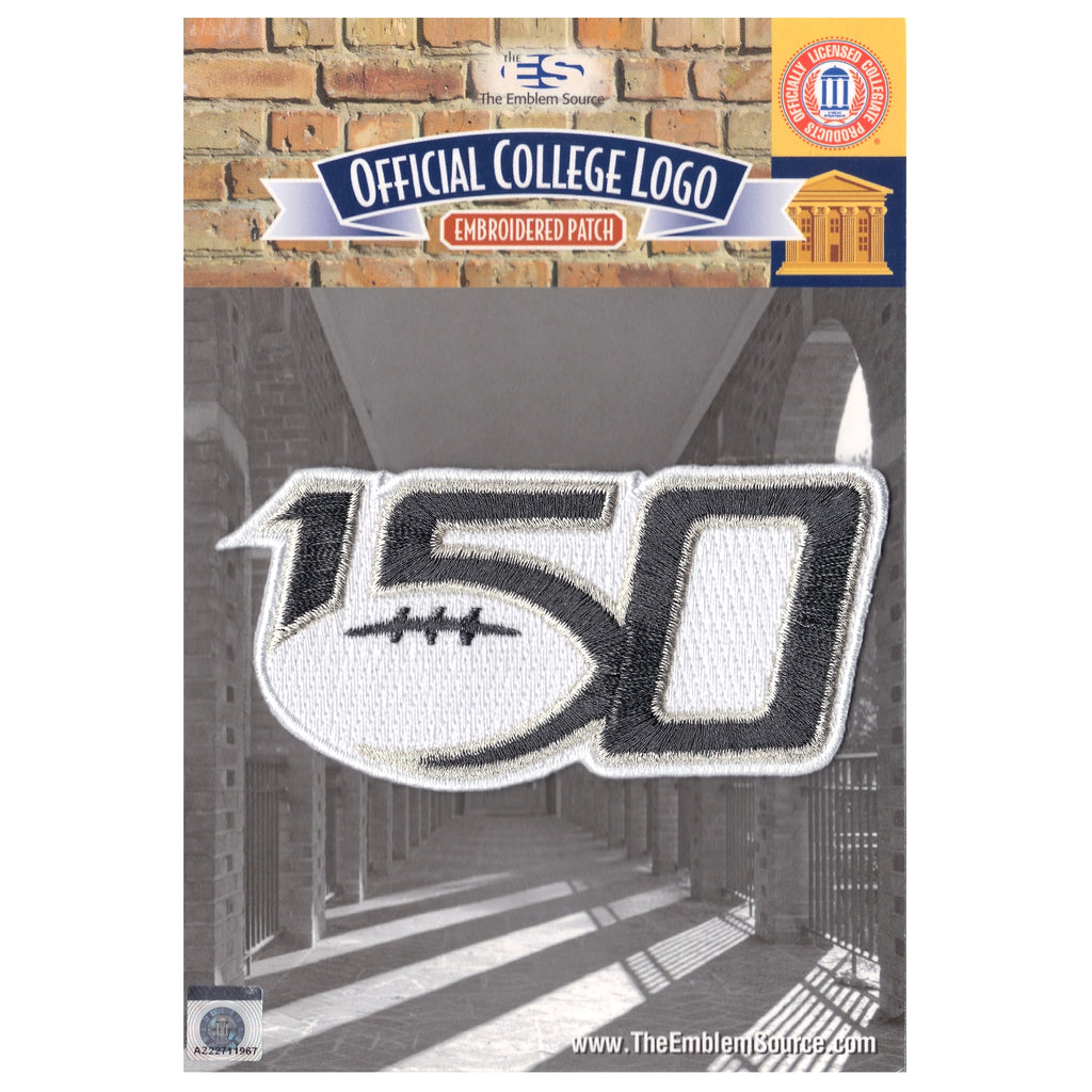 2018 College Football 150th Anniversary Jersey Patch