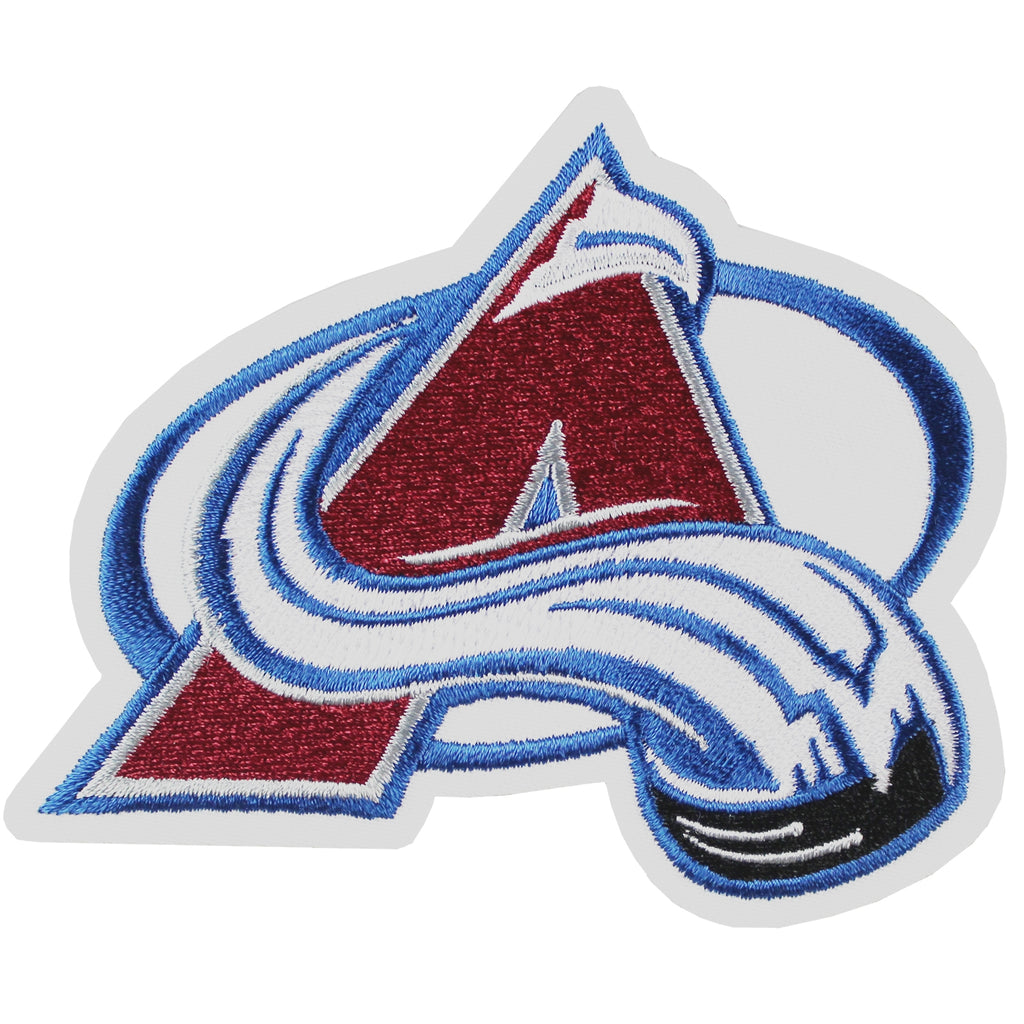 Colorado Avalanche Primary Team Logo Patch