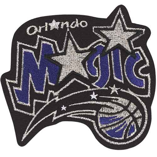 Orlando Magic Primary Team Logo Patch