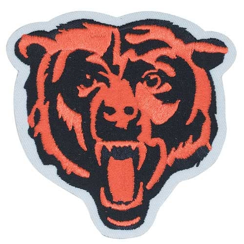 Chicago Bears Primary Team Logo Patch
