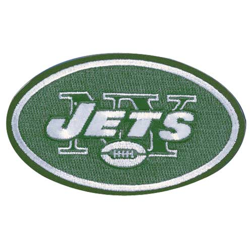 New York Jets Primary Team Logo Jersey Patch