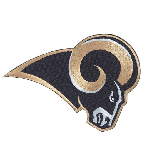 Los Angeles Rams Primary Team Logo Patch