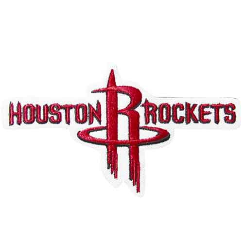 Houston Rockets Primary Team Logo Patch (2003-present)
