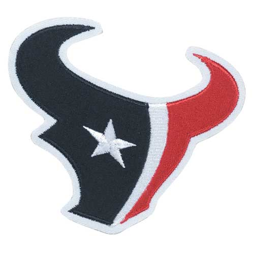 Houston Texans Primary Team Logo Patch