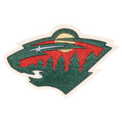 Minnesota Wild Primary Team Logo Patch