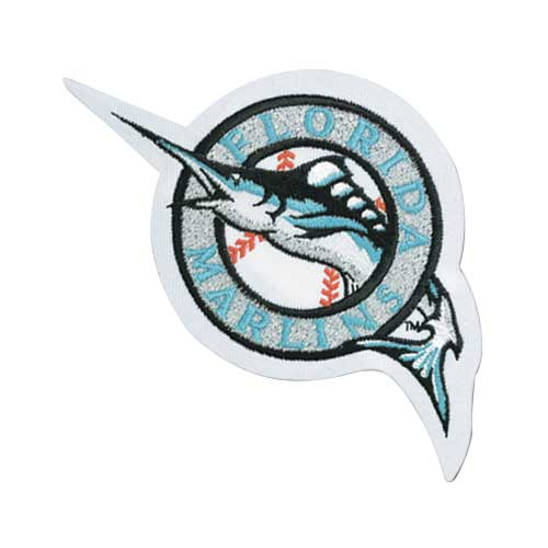 Florida Marlins 'The Fish' Patch