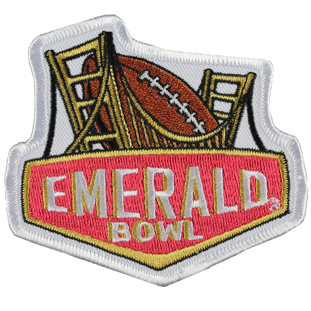 Emerald Bowl Game Patch (2004-2009)