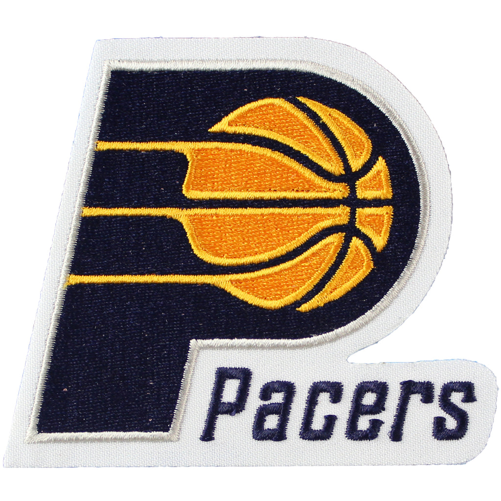 Indiana Pacers Primary Team Logo Patch