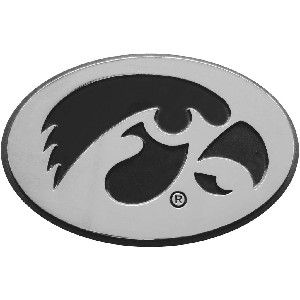Patch Collection Iowa State Cyclones Solid Metal Chrome Emblem