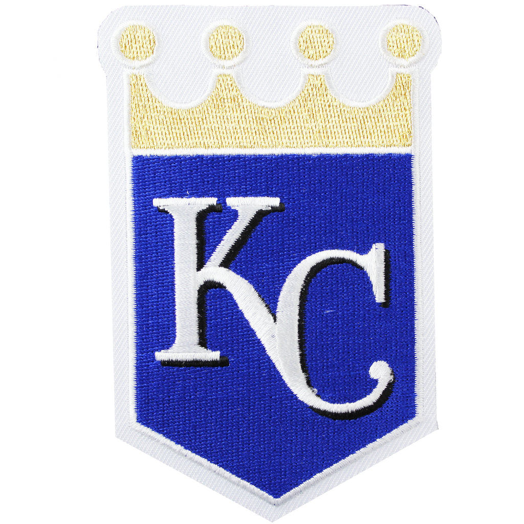 Kansas City Royals Alternate Sleeve Patch (Gold Crown)