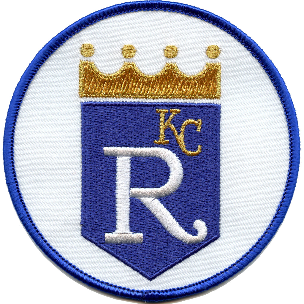 Kansas City Royals 1970's Old Logo Sleeve Patch