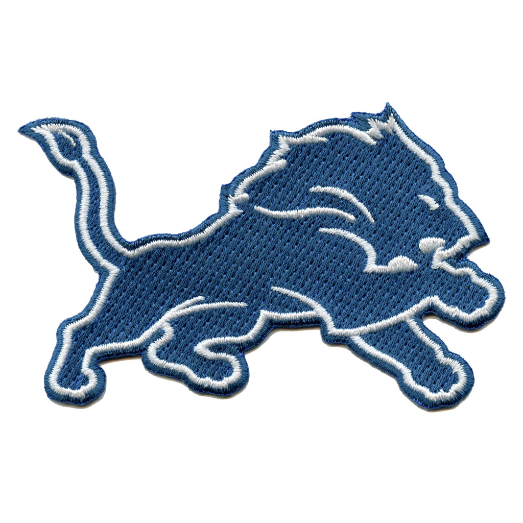 Detroit Lions Primary Team Logo Patch