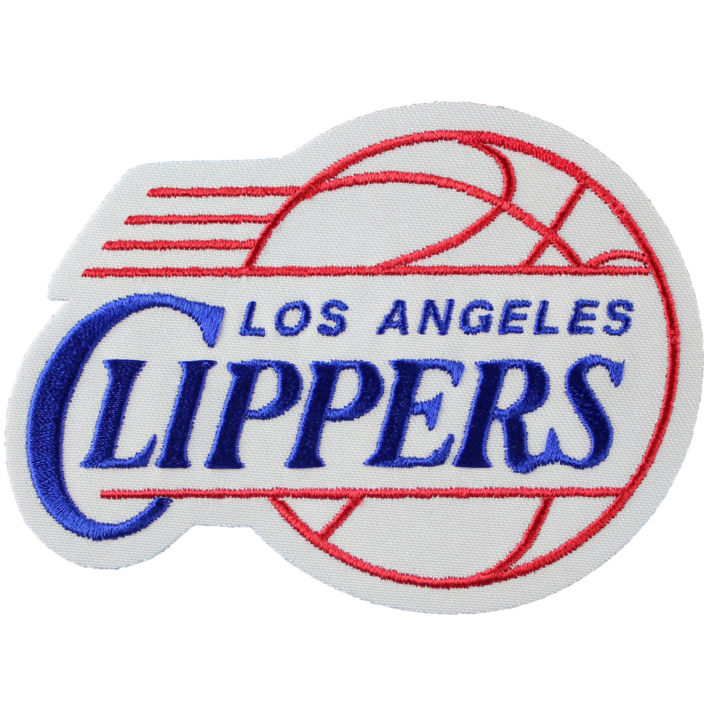 Los Angeles Clippers Primary Team logo Patch
