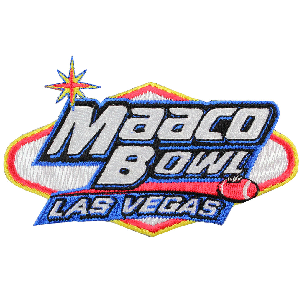 Maaco Bowl in Las Vegas Game Patch (Boise State vs. Washington 2012)