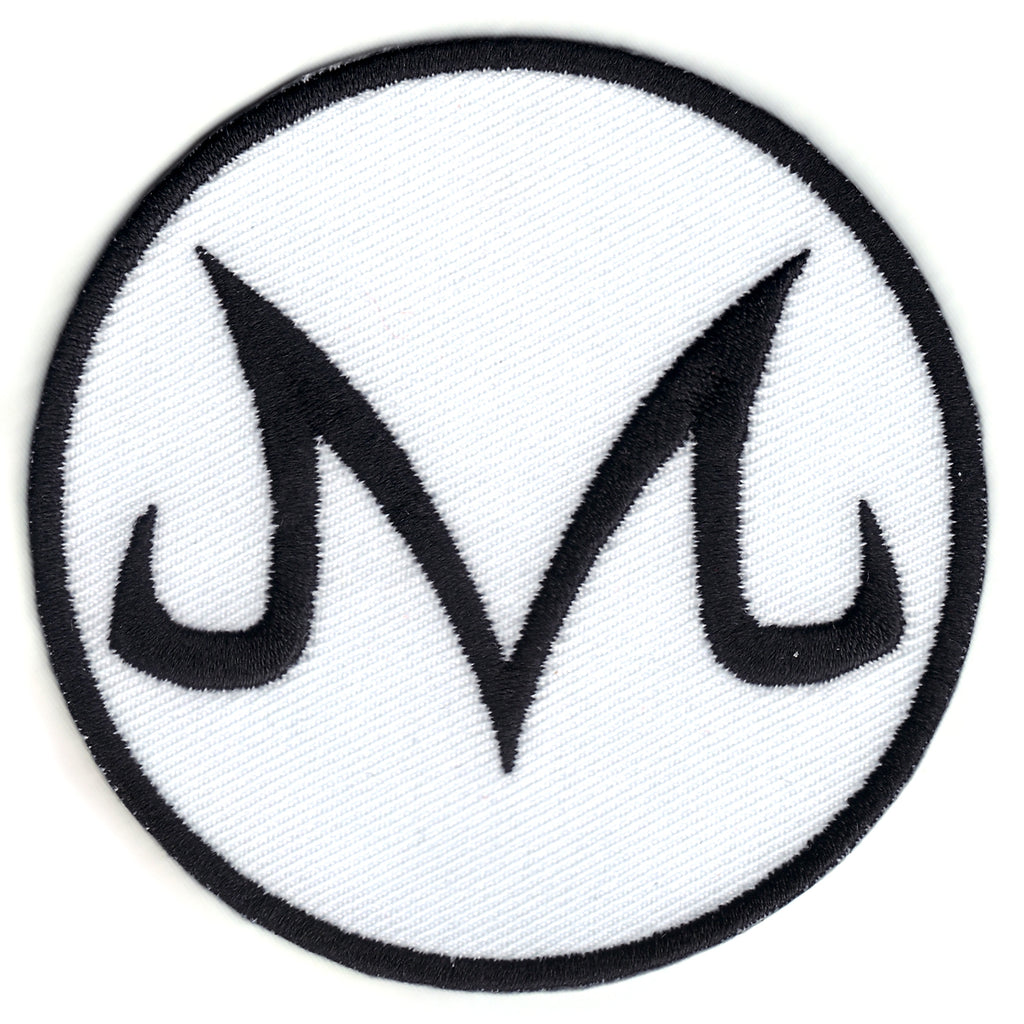Anime Majin Mark Iron On Patch