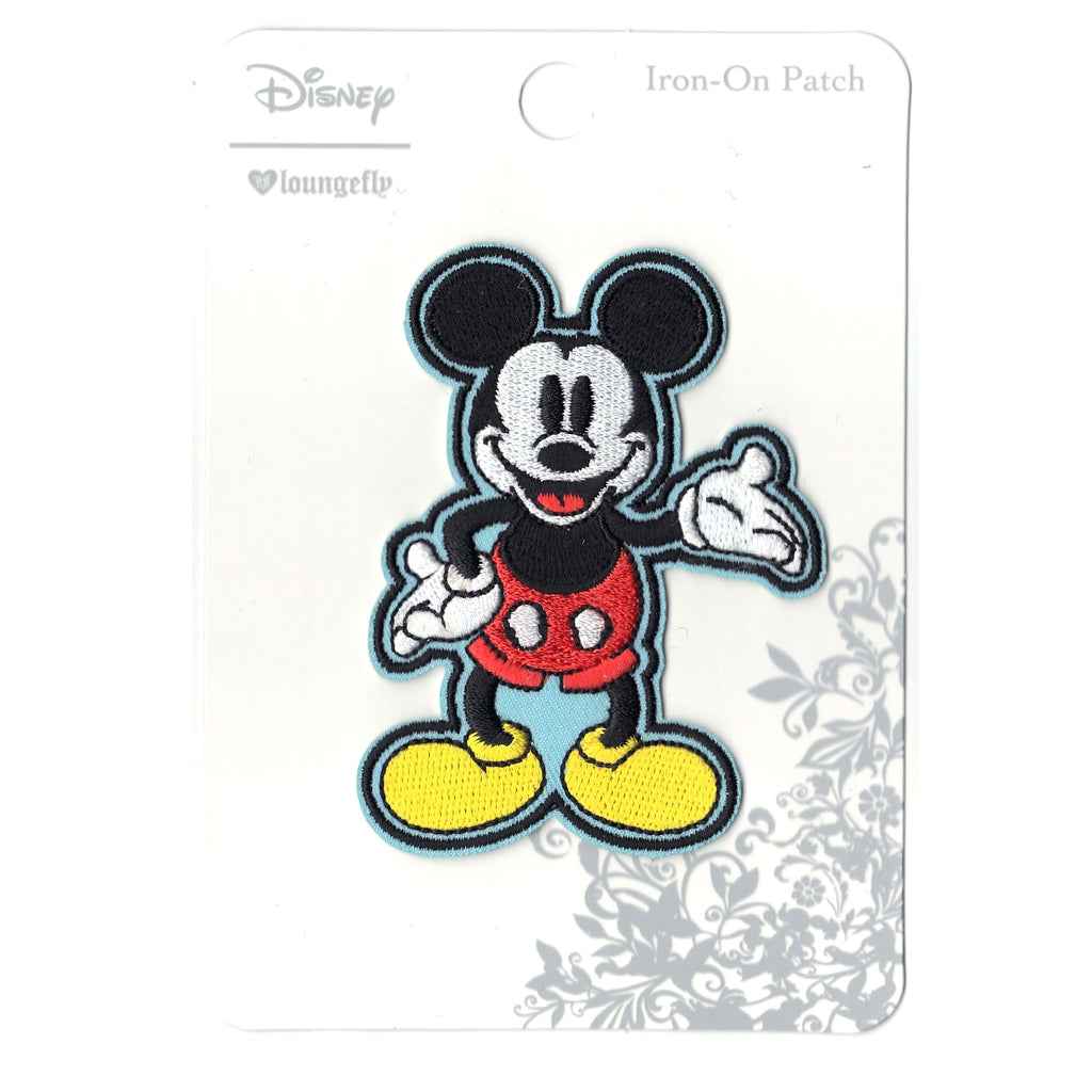 Disney Mickey Mouse Iron on Patch