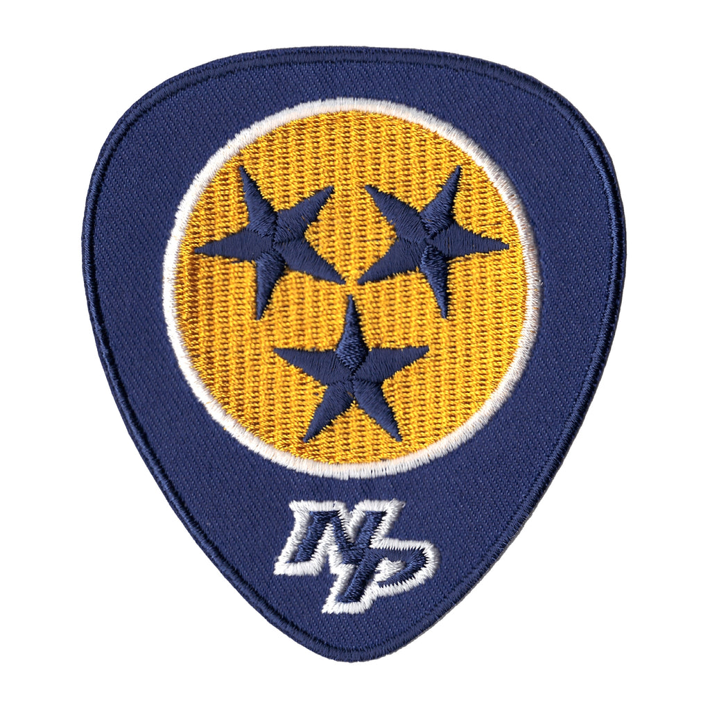 Nashville Predators Shoulder Logo Jersey Patch