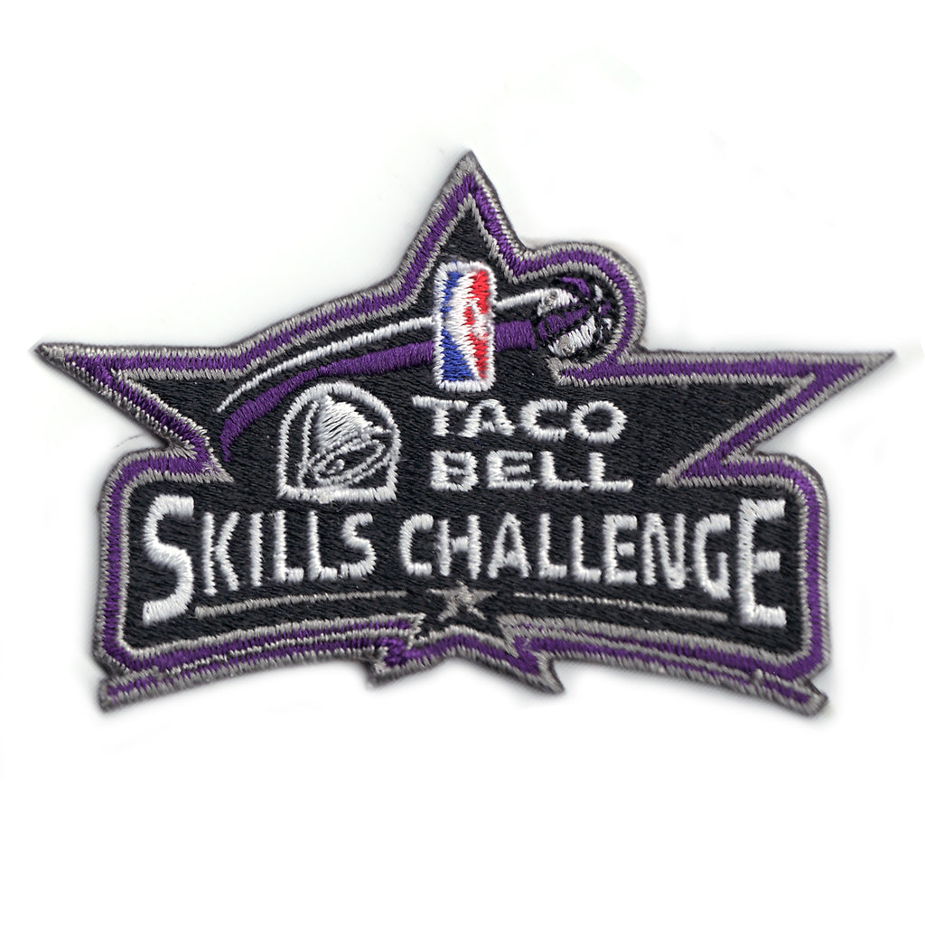 Taco Bell Skills Challenge Patch